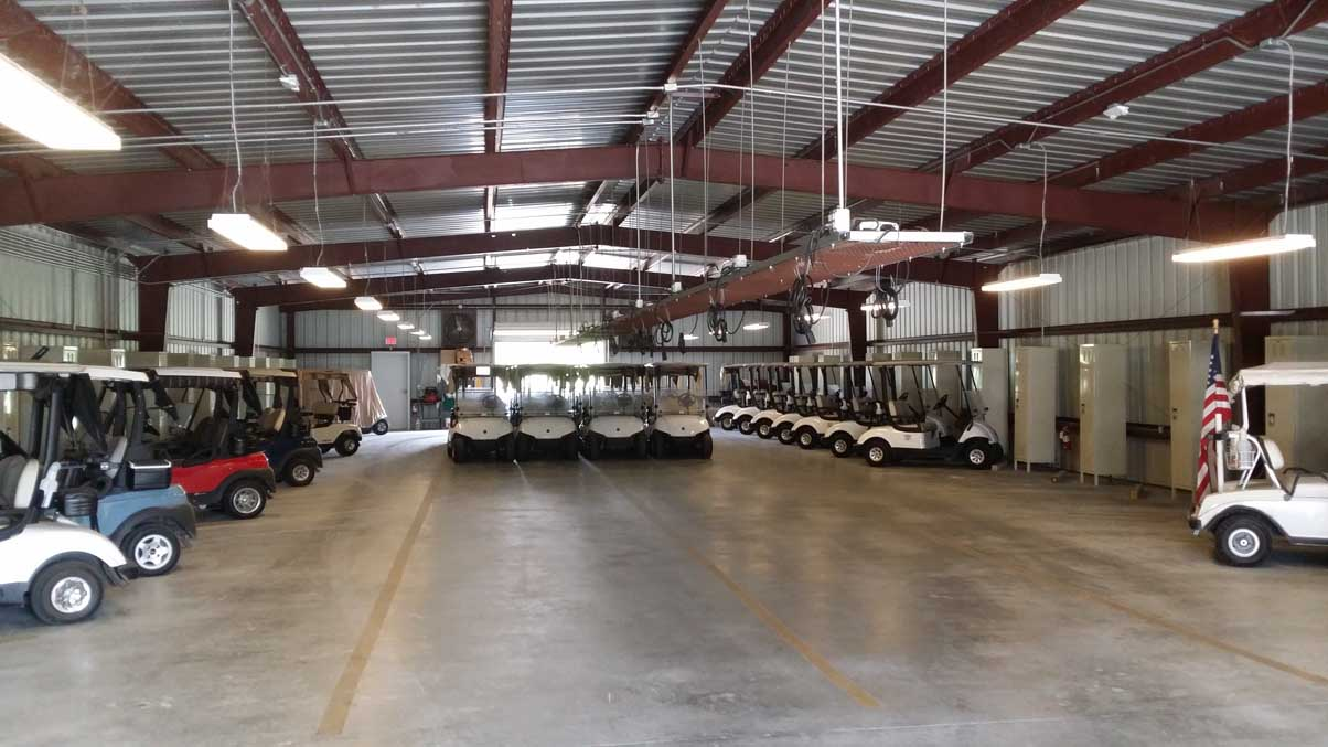 Whiskey Creek Cart Barn Better Buildings Inc