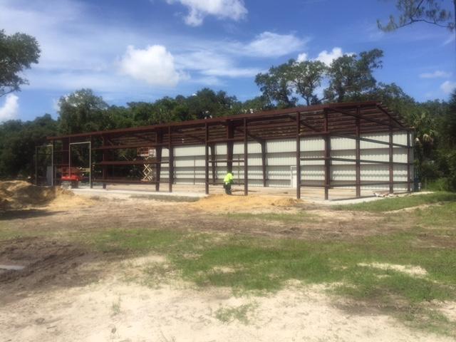 Alva Florida Private Garage Better Buildings Inc